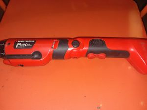 Black and Decker Pivot drill for Sale in New York, NY