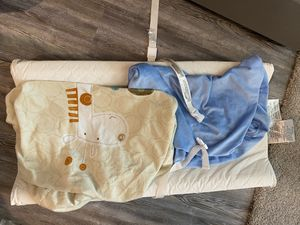 Baby changing table +2cover for Sale in Frisco, TX