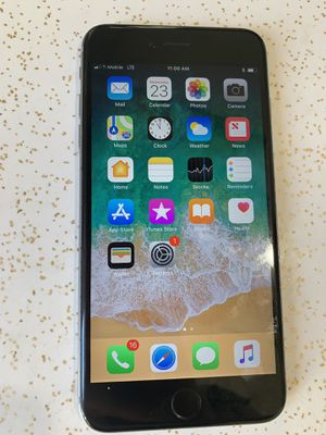 Iphone 6s plus 128gb 9/10 condition UNLOCKED for Sale in Florissant, MO