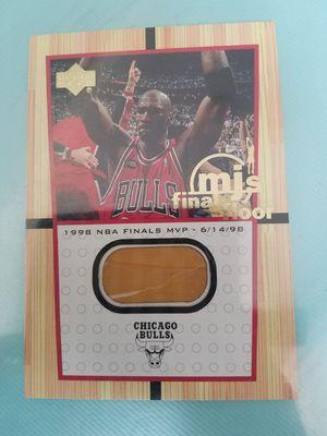 Michael Jordan Final Floor Trading Card for Sale in Washington, DC
