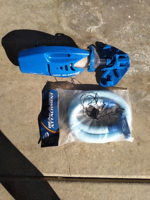 Pool cleaner or pool blaster for Sale in Tracy, CA