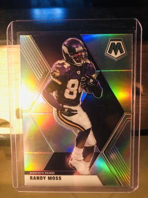 Randy Moss Prizm 🔥 for Sale in Delray Beach, FL