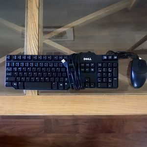 Dell computer keyboard and mouse for Sale in Sacramento, CA