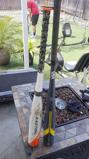 Baseball bats for Sale in Chula Vista, CA
