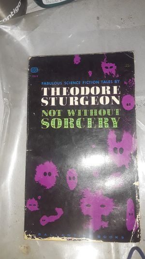 Not Without Sorcery - Theodore Sturgeon 1948 for Sale in Hummelstown, PA