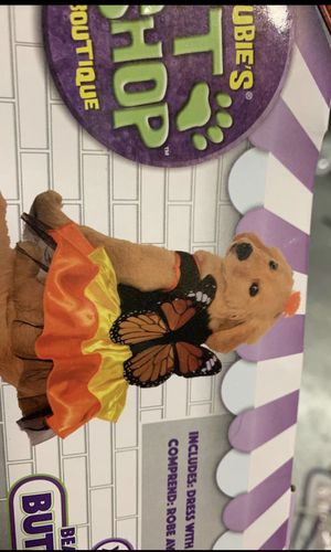 Butterfly dog costume large breed for Sale in Las Vegas, NV