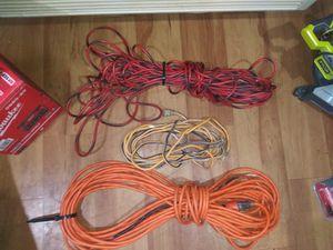 Extensión cord set for Sale in Dallas, TX