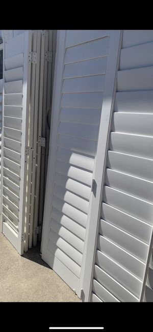 Shutters for Sale in Long Beach, CA