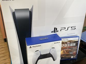 PS5 Disk Bundle - GeT IT ToDaY FoR OnLy $70 DoWn for Sale in Long Beach,  CA