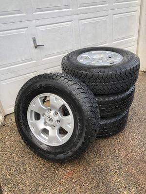 Toyota Tacoma Tires for Sale in Clackamas, OR