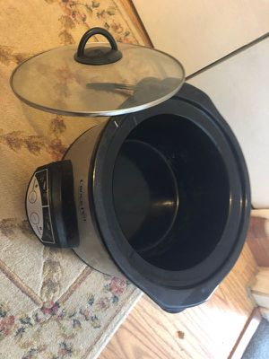 Crock pot original slow cooker 20$ for Sale in Las Vegas, NV