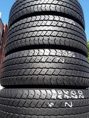 275/60-20 #4 tires for Sale in Alexandria, VA