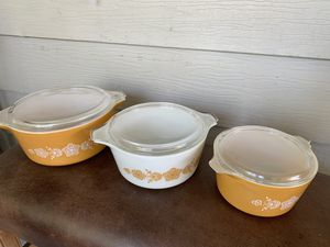 Pyrex Bowls-Casserole for Sale in Walnut, CA