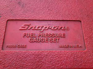 Snapon MT3370A fuel pressure guage set for Sale in Bristol, PA