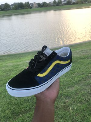 Vans old school size 10 for Sale in Pearland, TX