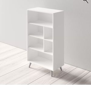 Standard White Bookcase for Sale in Revere, MA