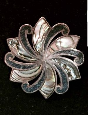 Silver Brooch / Pendant for Sale in Austin, TX