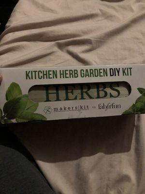 DIY herbs kit for Sale in Phoenix, AZ