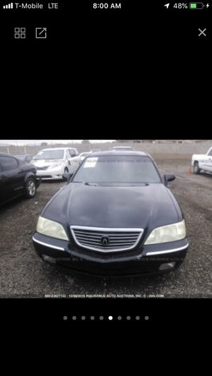 2000 Acura RL parting out!!! parts only!!! for Sale in Phoenix, AZ