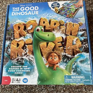 The Good Dinosaur: Roarin' River Board Game for Sale in Westminster, MD