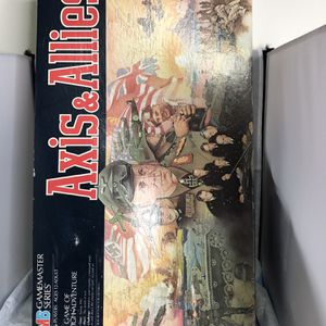 Vintage Axis & Allies Board Game for Sale in McAllen, TX