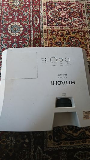 Hitachi CP-X3010 projector for Sale in Portland, OR