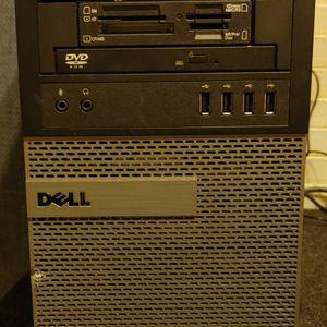 🖥DELL Optiplex *Intel® Core i5 * Read Card. Double DVD. / 3.1 GHz. CPU / 8.0 Gb. Ram / 120 SSD HDD. + 250 Gb. HDD. / Windows 10 Pro. Wi-Fi 📶 Card. ✔ for Sale in Surprise, AZ
