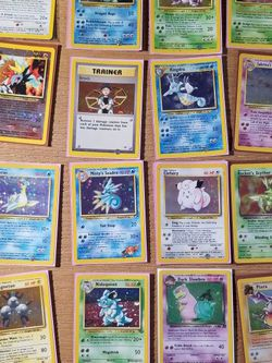 Pokemon Collection Holo & 1st Editions for Sale in Pinellas Park,  FL