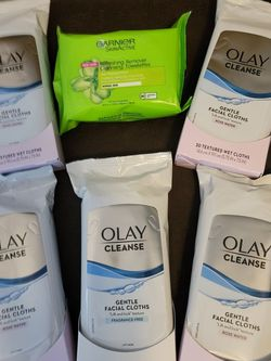 Olay Cleansing Wipes for Sale in Kent,  WA