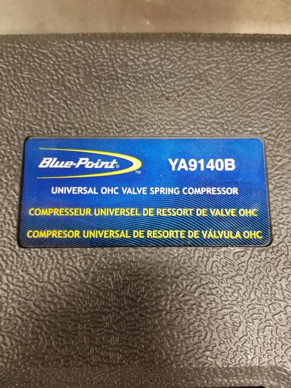 Blue Point Valve Spring Compressor