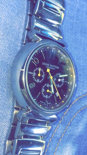 Louis Vuitton Watch for Sale in Holly Springs, NC