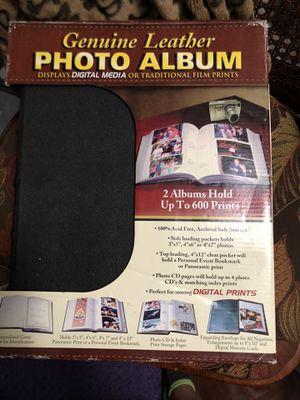 Two photo albums for Sale in Gilbert, AZ