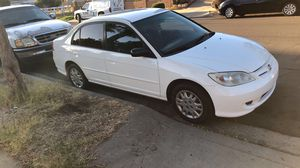 Honda civic 2004 for Sale in National City, CA