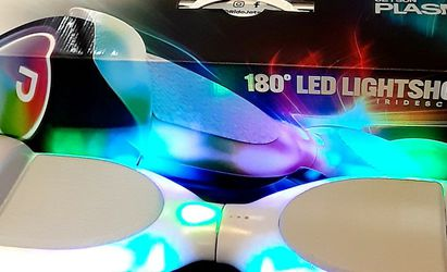 JETSON PLASMA LIGHT-UP HOVERBOARD for Sale in Lynnwood,  WA
