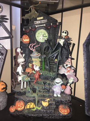 NEW! The Nightmare Before Christmas Clock for Sale in City of Industry, CA