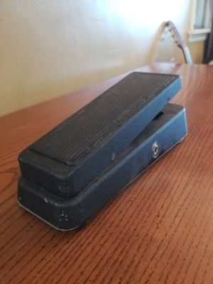 Dunlop Cry Baby WAH Pedal 90's for Sale in Portland, OR