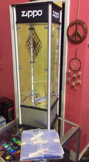 Zippo Display Case, LED lit for Sale in Largo, FL