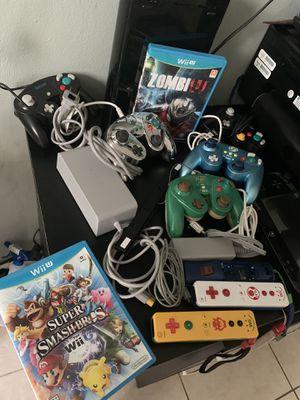 Wii U Nintendo for Sale in Davie, FL