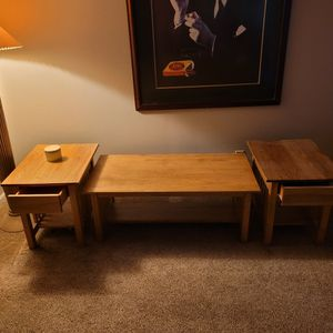 Coffee And End Tables for Sale in Algonquin, IL