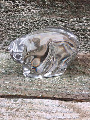 Dansk Lead Crystal Polar Bear for Sale in Vashon, WA