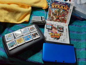 Nintendo 3ds xl bundle for Sale in Phoenix, AZ