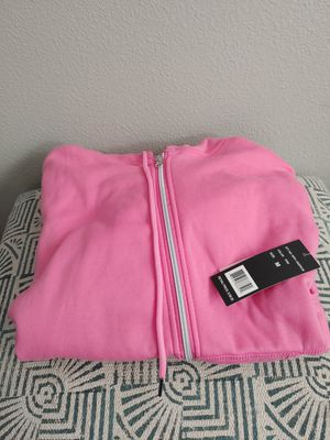 Galaxy By Harvic Pink Zip-up Hoodie New With Tags medium retail $58.00 for Sale in Portland, OR