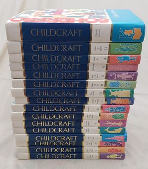 Childcraft The How & Why Library 1-15 Complete Set & Dictionary 1988 for Sale in Blythewood, SC