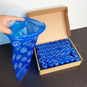 """New $10 Dog Waste Bags Pet Poop Disposal Bag Size (9""""x14""""), Total Count (630 pcs) for Sale in Whittier, CA"""