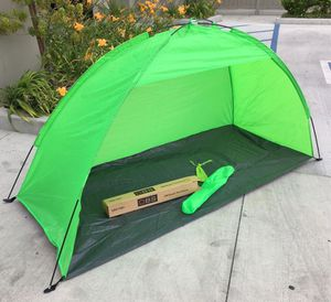Brand new in box 7x3 feet Beach Tent Sun Shade Camping Park Shelter canopy with Carrying Bag for Sale in Whittier, CA