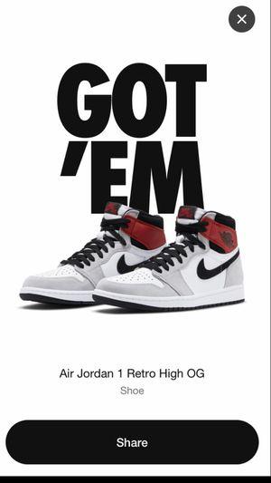 Air Jordan 1 retro high OG sz10 for Sale in Gardena, CA