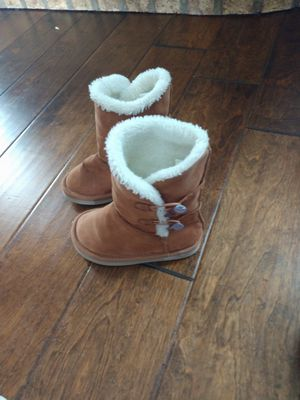 Toddler girl boots for Sale in Owasso, OK