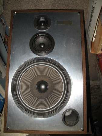 JBL loudspeakers