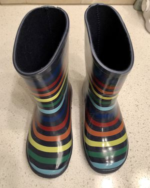 Rain boots, kids size 11, Primary brand for Sale in Tacoma, WA