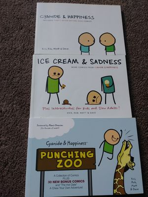 Cyanide and Happiness comic books for Sale in Parkersburg, WV